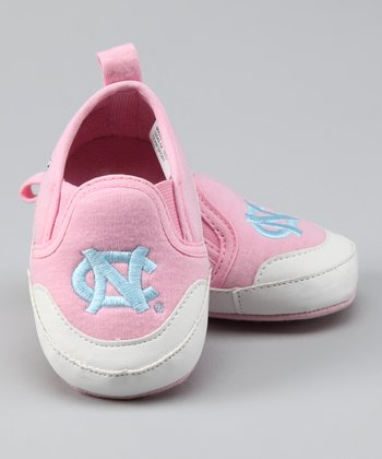 Pink North Carolina Shoe - Kids