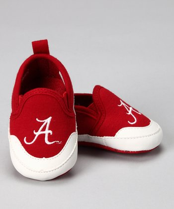 Campus Footnotes Maroon Alabama Shoe