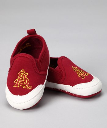 Red Arizona State Shoe - Kids