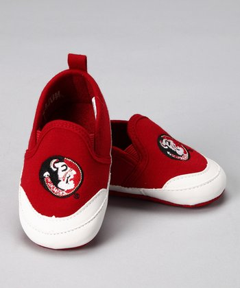 Campus Footnotes Garnet Florida State Shoe