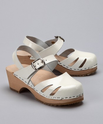 Snow White Patent Sandal - Kids