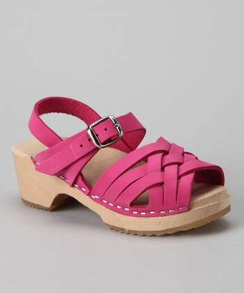 Cape Clogs Pink Bambi Sandal - Kids