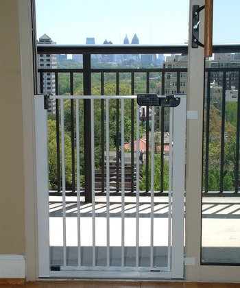 Lock-n-Block Sliding Door Gate