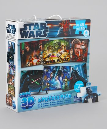 Star Wars 3-D Puzzle Set