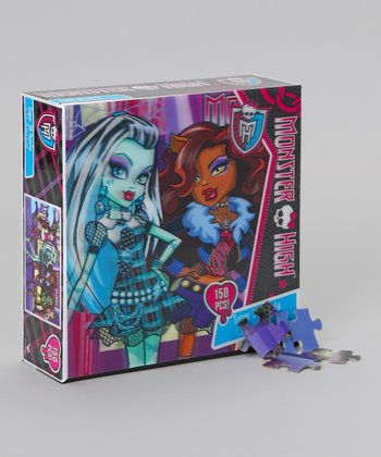 Monster High 3-D Puzzle
