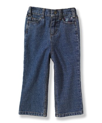 Medium Wash Relaxed-Fit Jeans - Infant