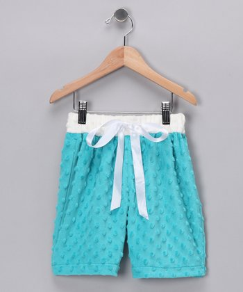 Mermaid Divi Resort Shorts - Toddler