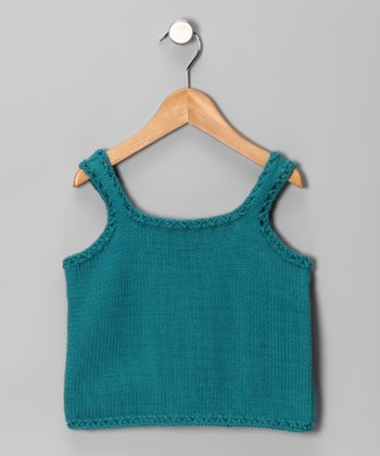 Peacock St. Martin Tank - Infant, Toddler & Girls