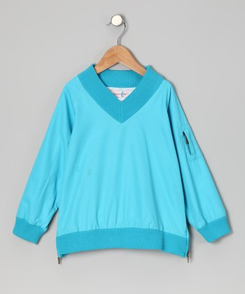 Mermaid Paradise Island Pullover - Toddler & Girls