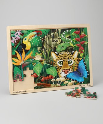 Rainforest Puzzle