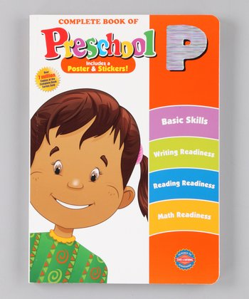 Complete Book of Preschool Paperback