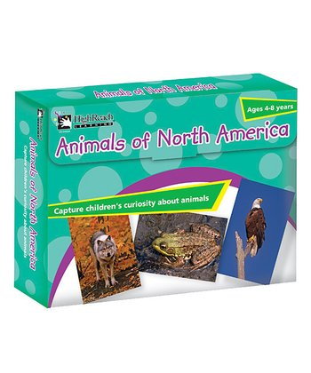 Animals of North America Game