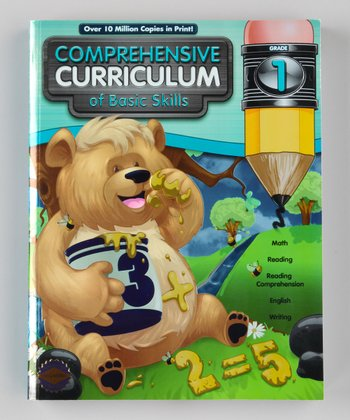 Comprehensive Curriculum Grade 1 Paperback