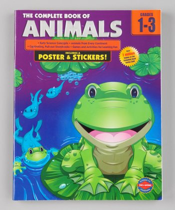 The Complete Book of Animals Paperback