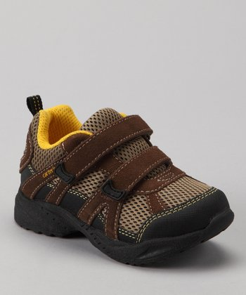 Black & Brown Apex Sneaker
