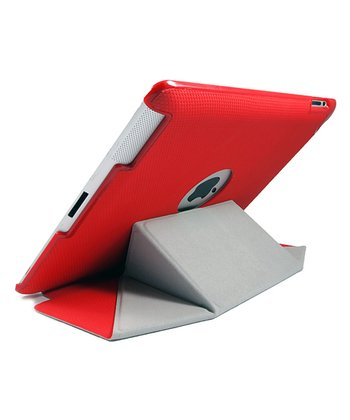 Red Transform Case for iPad