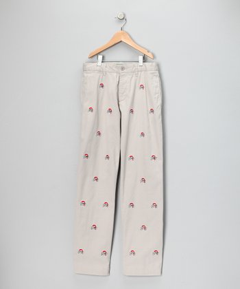 Stone Skull Port Pants - Toddler & Boys
