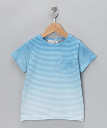 Blue Up, Up & Away Tee - Toddler