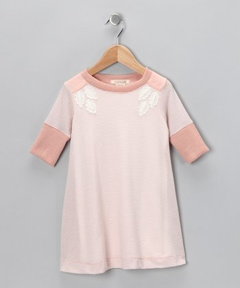 Blush Sprout Dress - Toddler