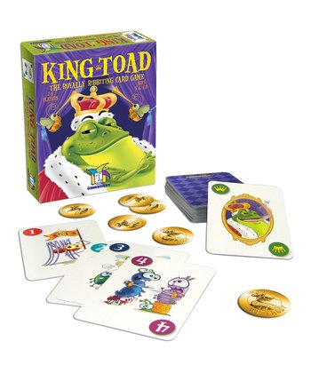 King Toad Game