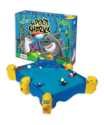 Pool Sharks Game