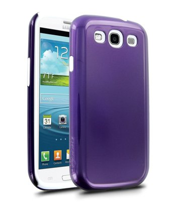 Grape Aero Kandy Case for Galaxy S III