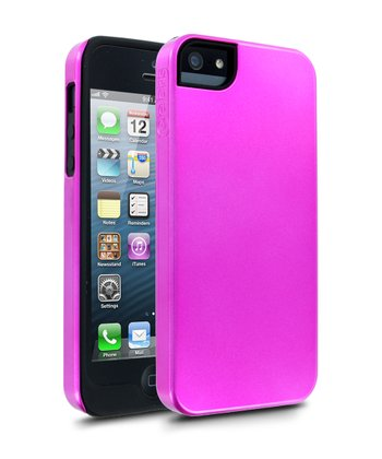 Fuchsia Aero Case for iPhone 5