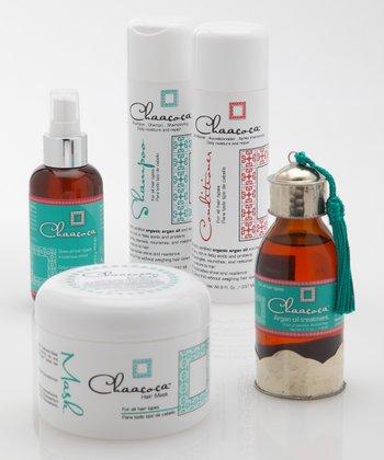 Argan Oil Hair Care Set