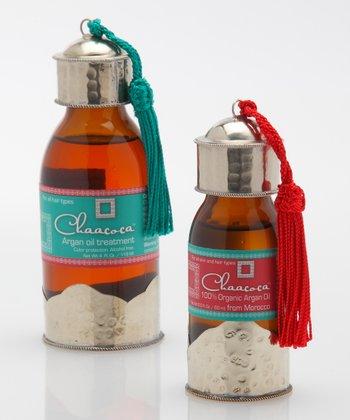 Pure Argan Oil & Argan Oil Treatment