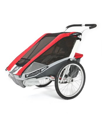Red Cougar All-Around Adventurer Single-Child Chassis