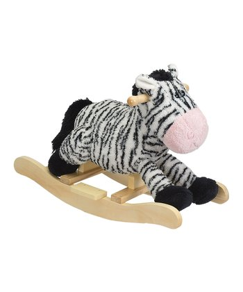 Zany Zebra Sounds Rocker