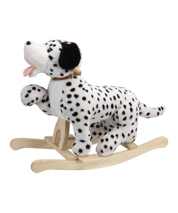 Dalmatian Sounds Rocker