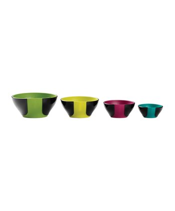 SleekStor Pinch & Pour Prep Bowl Set
