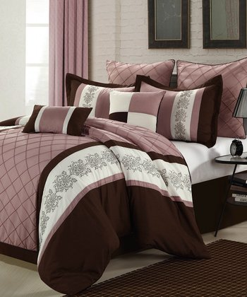 Rose Omma Comforter Set