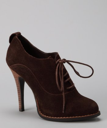 Coffee Lannie Bootie