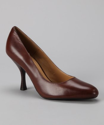 Brown Yanni Pump