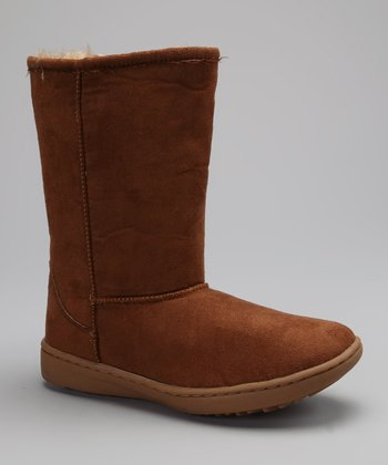 Saddle Mason Boot