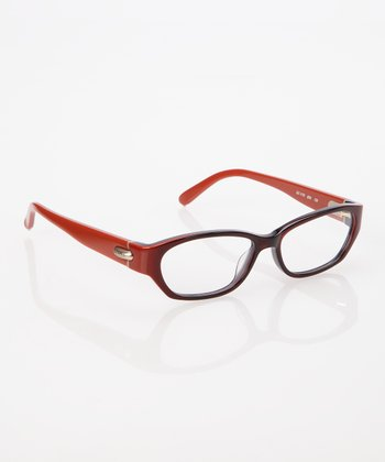 Toffee Dark Rim Eyeglasses