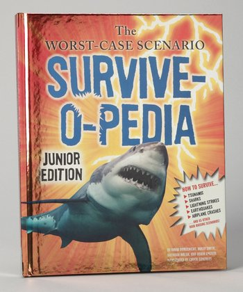 Worst-Case Scenario Survive-o-pedia Junior Edition Hardcover