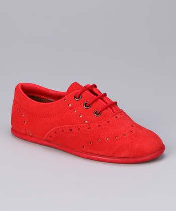 Red Oxford