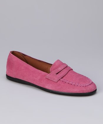 Chuches Mauve Loafer