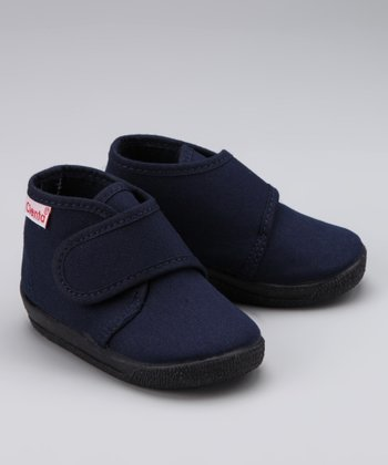 Cienta Navy Shoe