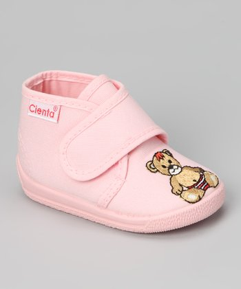 Rose Bear Shoe