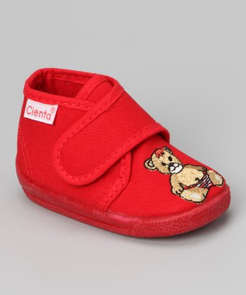 Red Bear Shoe