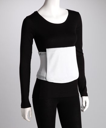 Cool Gray Signature Tummy Wrap - Women
