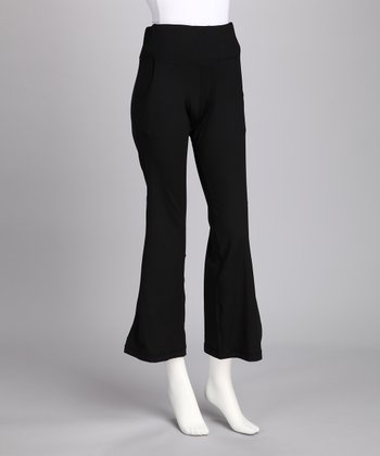 Black Mellow Postpartum Pants - Women