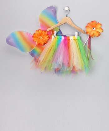 Rainbow Tutu Set - Toddler