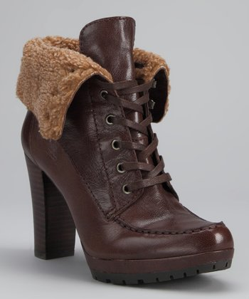 Dark Brown Roslena Boot