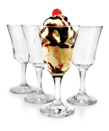 Madeline Dessert Glass - Set of Four