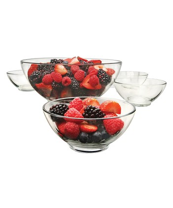Glass Bowl Set